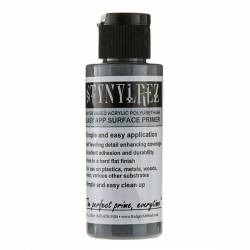 Stynylrez Water-Based Acrylic Primer Gray 2oz. Bottle