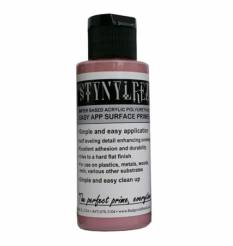 Stynylrez Water-Based Acrylic Primer Dull Pink 2oz. Bottle