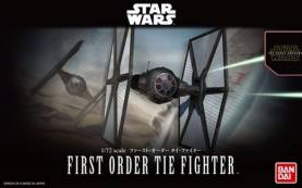 Star Wars The Force Awakens: First Order Tie Fighter