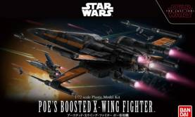 Star Wars The Last Jedi: Poes Boosted X-Wing