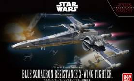 Star Wars The Last Jedi: Blue Squadron Resistance X-Wing Fighter