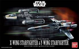 Star Wars: X-Wing & Y-Wing Starfighters