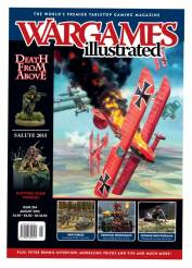 Wargames Illustrated Magazine, Issue 334 August 2015
