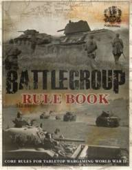 Battlegroup Overlord: Quick-Reference Softcover Version of the Rules