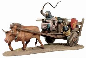 The Lance 1330s: Supply Wagon