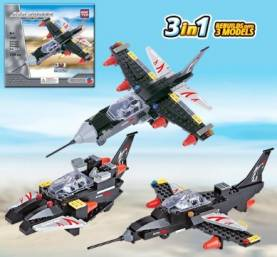 Air Force Sonic Fighter 3 in 1
