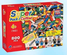 BRICTEK Super Pack