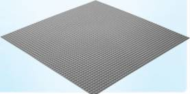 Large Grey Baseplate