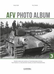 AFV Photo Album Vol.3: Panther Tanks & Variants on Czech Territory