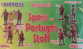Napoleonic Spain and Portugal Staff