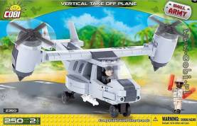 Vtol - Vertical Take Off Plane