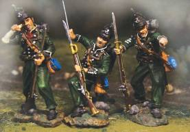 Collectors Showcase CS00324 95th Rifles Loading