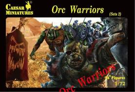 Orc Warriors Sets 2