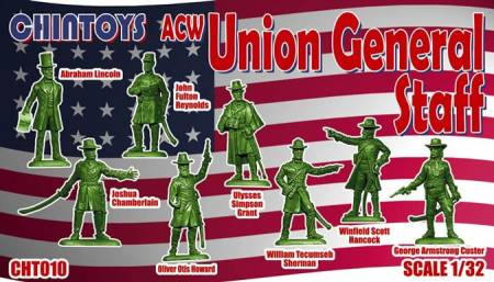 American Civil War Union General Staff