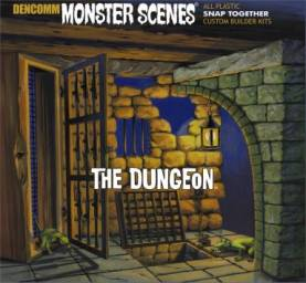Monster Scenes: The Dungeon