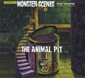 Monster Scenes: The Animal Pit