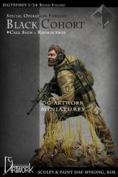 Special Operation Forces - Black Cohort CallSign Rhinoceros