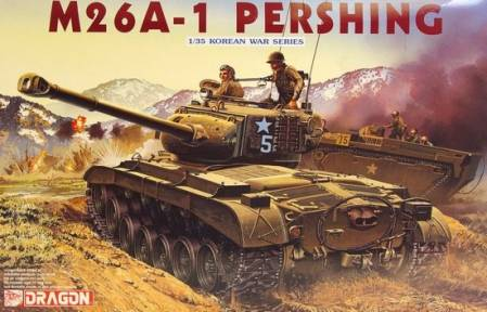 M26A1 Pershing Tank (Re-Issue)