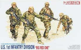 US First Infantry Division Big Red One (4)