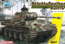 Befehls Panther Ausf G Tank