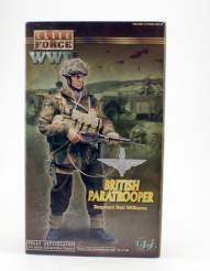Blue Box Elite Force British Paratrooper Williams #21100 12