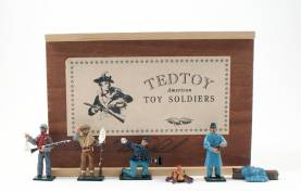 TedToy Miniatures ACW Between The Lines Gloss Finnish #TTSS3 NIB 1 Available OOP