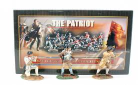 Conte Collectibles The Patriot Militia Firing #PAT202 NIB 1 Available OOP