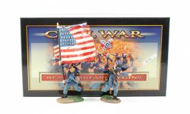 Conte Collectibles ACW Union Flagbearer #57109 NIB 1 Available OOP