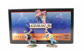Conte Collectibles ACW Confederate Command #57104 NIB 1 Available OOP