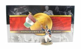 Conte Collectibles Alamo Mexican Flagbearer #ALA209 NIB 1 Available OOP