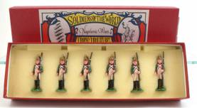 Trophy Miniatures #ND1T 4th French Dragoons