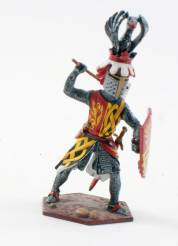 Medieval Knight With Axe-1 Available OOP