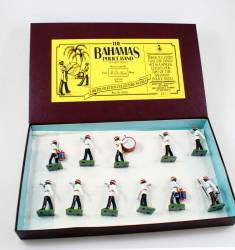 THE BAHAMA POLICE BAND #5187-1 AVAILABLE OOP