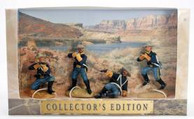 US Cavalry Set 4 - Pro-painted