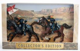 Mounted US Cavalry Set 2 - Pro-painted