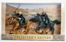 Mounted US Cavalry Set 3 - Pro-painted Only 1 Available
