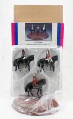 Britains 8152 HM Queen With Consort