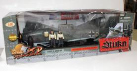 1/18 21st Century Ultimate Soldier XD Stuka Dive Bomber #10129 NIB - OOP 1 Available