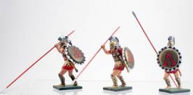 Studio Niena Russia Ancient Greeks With Spear And Shield #3