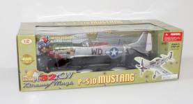U.S. P-51D Mustang Series 4 #13291 NIB- OOP 1 Available