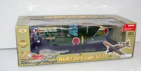 Japanese A6M2 Zero Type 11/21 Series 1 #13298 NIB- OOP 1 Available