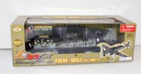 German Focke Wulf 190D-9 #13296 NIB- OOP 1 Available
