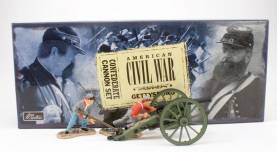 Britains RC Ertl Confederate Cannon Set #17393- 1 Available OOP