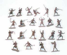 Mohawks Woodland Indians Set 1 Available OOP