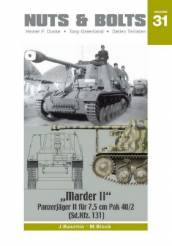Nuts & Bolts Vol. 31 - Marder II (Sd.Kfz. 131)