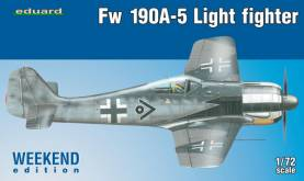 FW 190A-5 Light Fighter - 2 Cannons