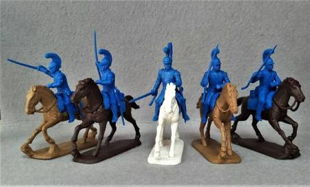 French Cavalry 1812-1815 - Carabiniers