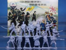 Russo-Japanese War of 1904-1905 - Japanese Army