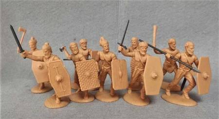 Early Germans (Foot Warriors)