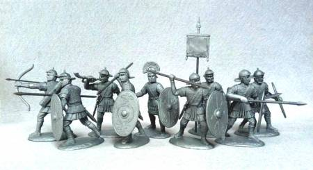 Wars of the Roman Empire - Roman Auxiliary Infantry